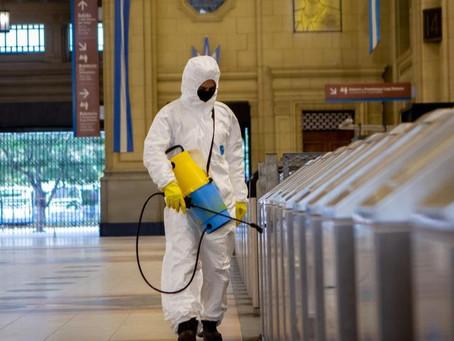 Coronavirus en Argentina: 406 muertes y 13.477 contagios en las últimas 24 horas