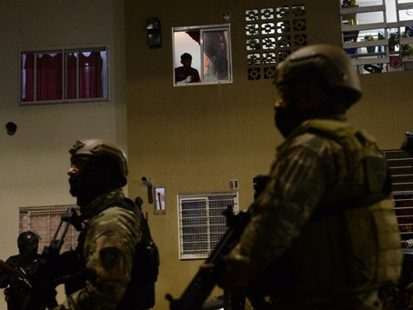 Cuatro detenidos armados y gran despliegue policial en el barrio porteño de Villa Lugano