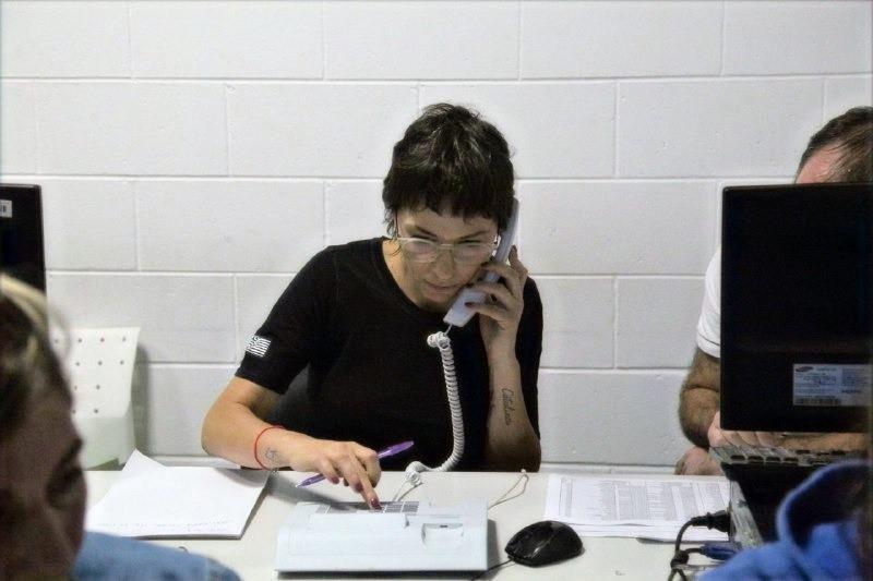 Los voluntarios de Quilmes ya contactaron y ayudaron a más de 2000 adultos mayores