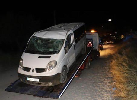 Detuvieron a un argentino en España acusado de conducir borracho, volcar y ocasionar una muerte