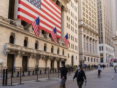 El PBI de EEUU cayó 3,5% en 2020, el mayor retroceso en 74 años