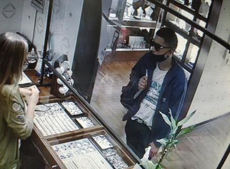 City Bell: banda delictiva cometió robo millonario a joyería con total tranquilidad