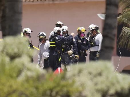Identificaron los cuerpos de padres de la fotógrafa argentina fallecidos en el derrumbe de Miami