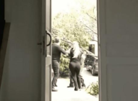 VIDEO: Discusión entre vecinos de un country de Tigre terminó a las piñas y denuncias en la Justicia