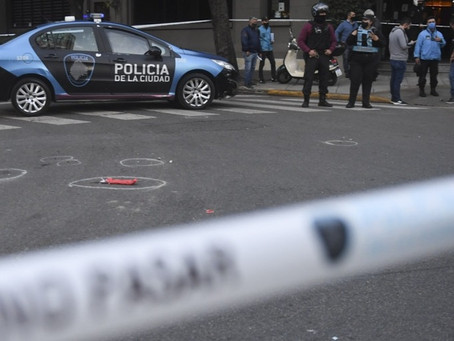Murió el hombre que asesinó a puñaladas al policía en Palermo