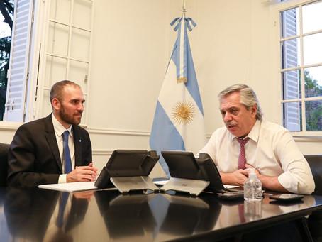 """Fernández: """"La negociación con el FMI viene muy bien"""""""