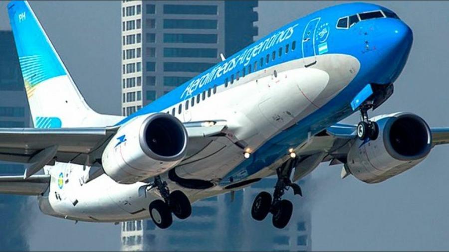 Salen 4 vuelos de Aerolíneas Argentinas para repatriar a casi mil personas