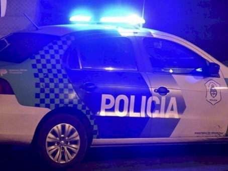 Berazategui: policía mató a un ladrón que intentó atacarlo con un cuchillo