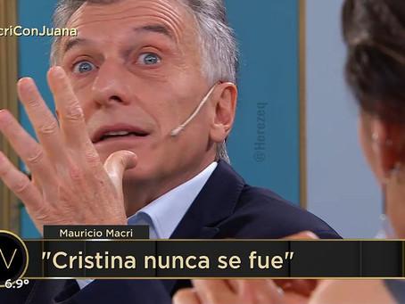 Entre el delirio y la poca autocrítica: Macri hizo perder a Juanita Viale en el rating contra PH