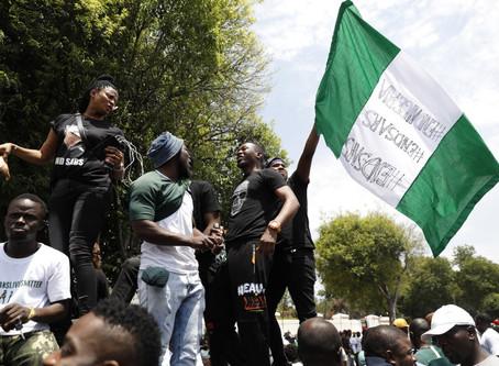 Conmoción: el Gobierno de Nigeria desató mortal represión policial a una protesta pacífica