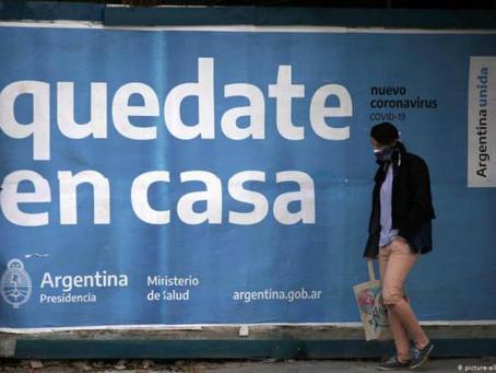 Coronavirus en Argentina: 312 muertes y 14.687 contagios en las últimas 24 horas