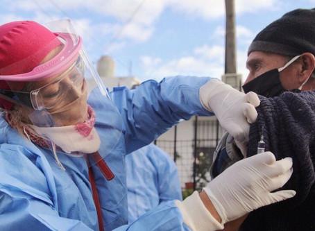 Coronavirus en Argentina: 401 nuevas muertes y 16.447 contagiados en las últimas 24 horas