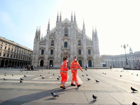 Italia volverá mañana al confinamiento total para frenar al coronavirus