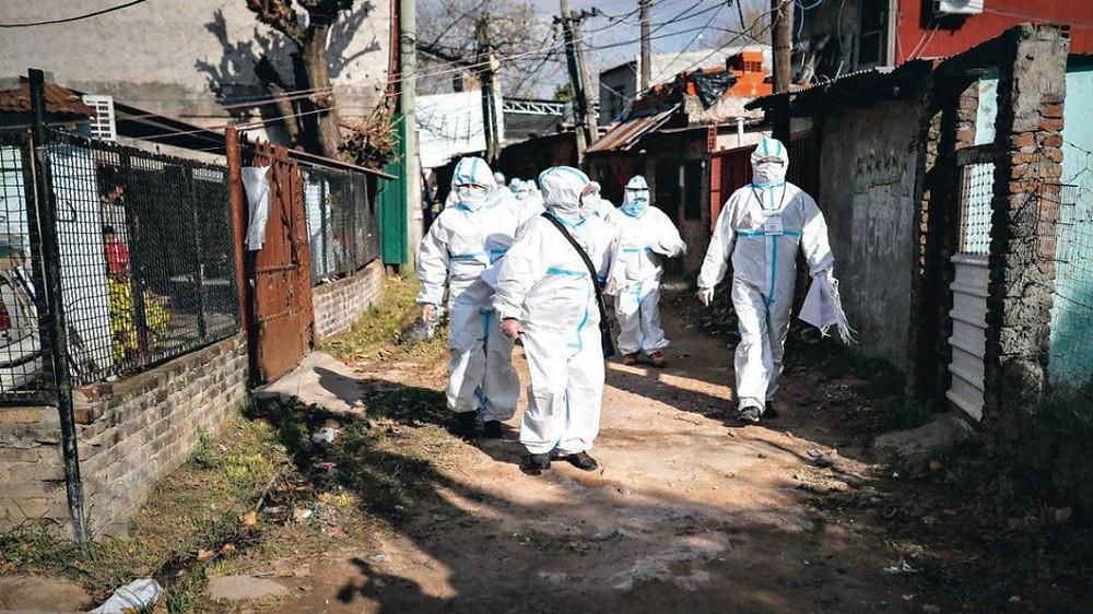 Lanzan una prueba piloto en Villa Azul de Quilmes en búsqueda de donantes de plasma para coronavirus