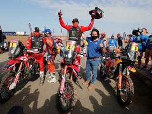 Día histórico para Argentina con dos campeones en el Rally Dakar de Arabia Saudita