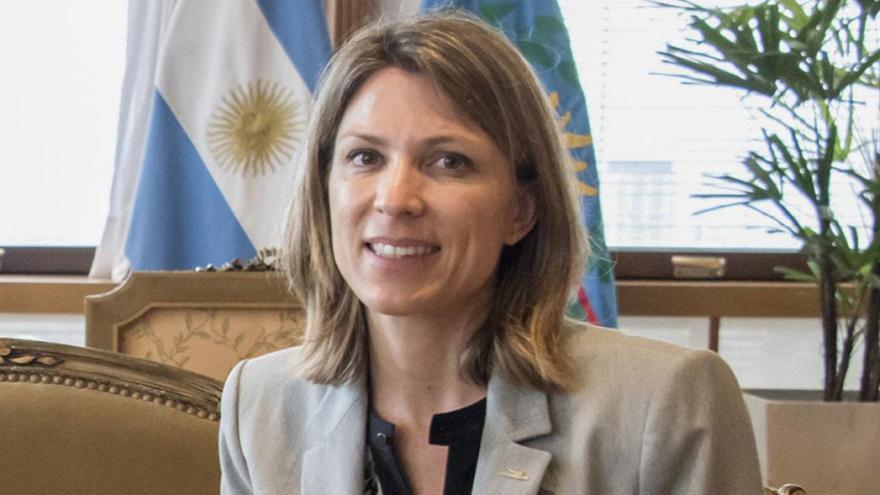 """Isela Costantini: """"En lo económico, hay que ocuparse de ver cómo sobreviven las pymes"""""""