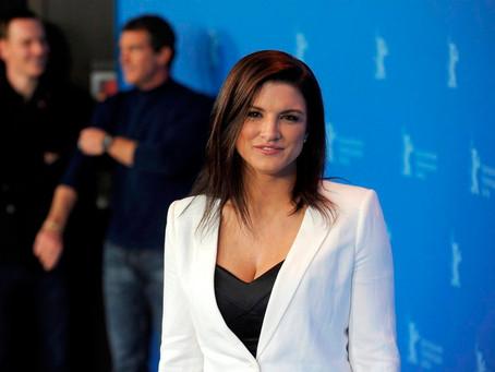 """Despiden a la actriz Gina Carano de """"The Mandalorian"""" por publicaciones antisemitas en Twitter"""