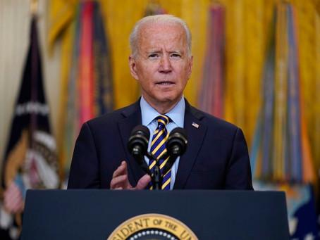 """Biden agradeció a Alberto su contribución frente a la crisis climática: """"Sigamos trabajando juntos"""""""