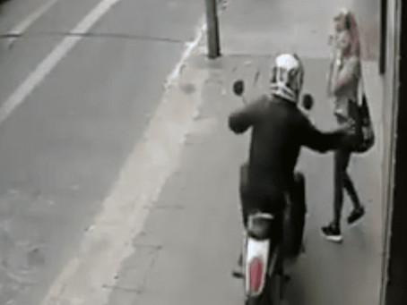 Convocan a una marcha por la psicóloga social que murió tras ser asaltada por un motochorro