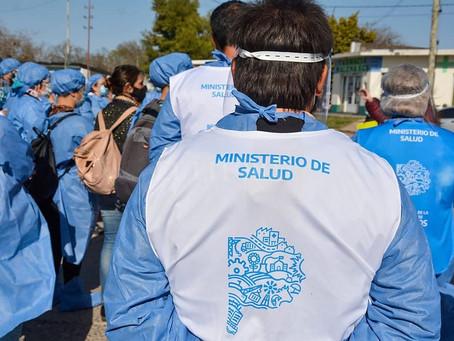 115 muertes y 10.776 contagios por COVID-19: así está Quilmes, Avellaneda, Berazategui y más