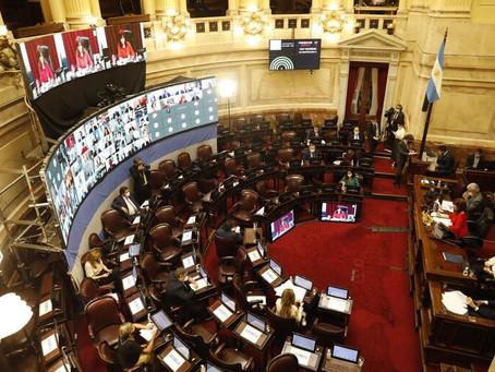 Senadores destacan la modificación de Ganancias como una política para incrementar el consumo