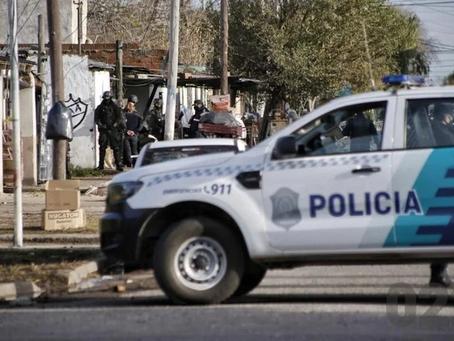 Detienen y desafectan a un policía que disparaba borracho al aire con su arma reglamentaria