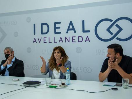 """De Pedro, Ferraresi y Santalla desarrollaron """"La construcción del Estado post pandemia"""""""