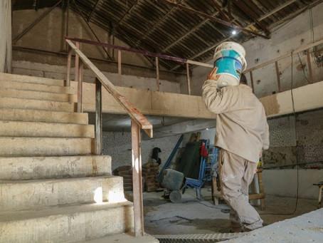 Se iniciaron las obras de refacción edilicia para el Museo Roverano