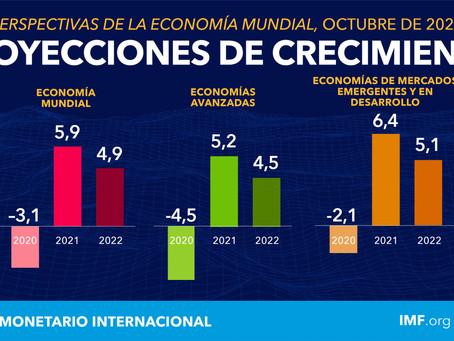 El Fondo Monetario Internacional mejoró los pronósticos de crecimiento de la economía argentina