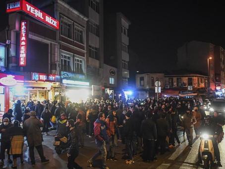 Turquía inicia un cierre total de cuatro días para evitar contagios de coronavirus en el Año Nuevo