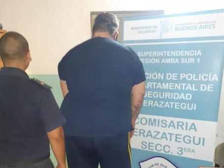 Gutierrez: detuvieron a vecino de un Country por venta de drogas