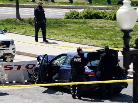 Cierran el Capitolio de EEUU: atacante fue abatido luego de atropellar y matar a un policía