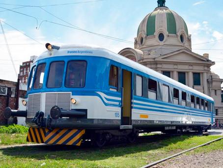 Extienden el Tren Universitario en La Plata y construyen estación intermedia en Quilmes