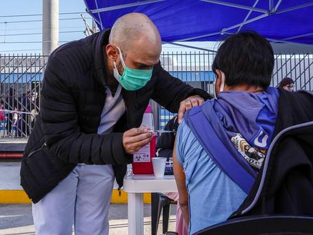 Quilmes vacunó contra el Covid a casi el 85% de su listado de inscriptos