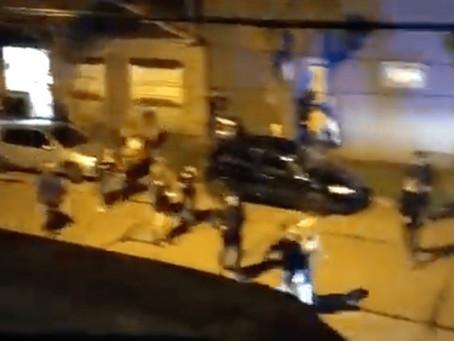 Mar del Plata: así huían más de 40 personas en una fiesta clandestina al llegar la policía