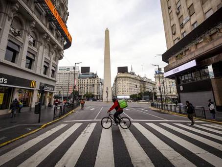 Coronavirus en Argentina: 452 muertes y 11.242 contagiados en las últimas 24 horas