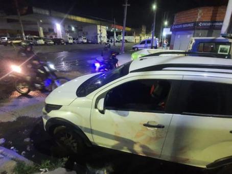 Prefecto naval que trabaja de Uber mató a un delincuente cuando intentó asaltarlo