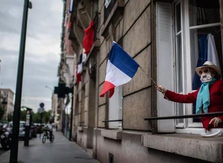 Rebrote en Francia: Alerta máxima en ocho ciudades