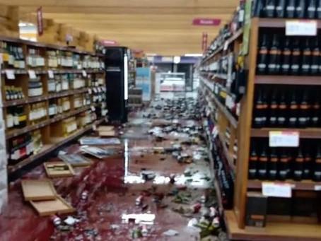 Fueron 25 las réplicas del sismo de San Juan que alcanzaron a Salta, Jujuy y La Rioja