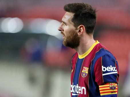 Fin de una era: Messi se va de Barcelona luego de 16 años