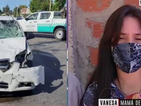 Varela: detuvieron a subcomisario alcoholizado que atropelló y mató a una pareja