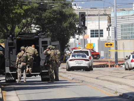 Tiroteo en Estados Unidos dejó nueve muertos, incluido el atacante, que se suicidó