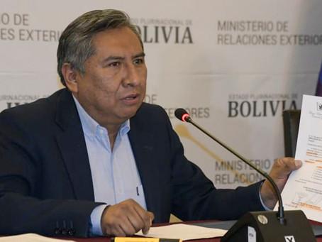 "#VerguenzaNacional Bolivia denunció que Macri envió ""material bélico"" a Áñez para reprimir protestas"