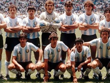 """Los campeones de México '86 recordaron a Maradona como el """"mejor de todos los tiempos"""""""