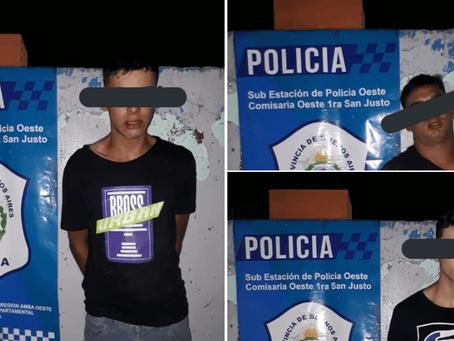 Asesinan a balazos a un policía retirado que se resistió a un robo en Morón: dos menores detenidos