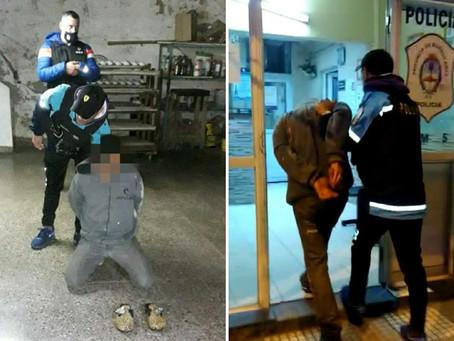 Detienen por femicidio a un tío de la joven asesinada en un hotel de Bernal