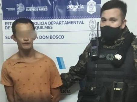 Bernal: una nena llamó a la policía y salvó a su madre que estaba siendo golpeada por su expareja
