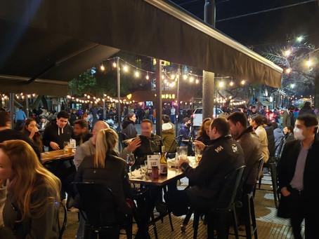 Cafiero le pidió al Gobierno porteño que cumpla los protocolos en los bares