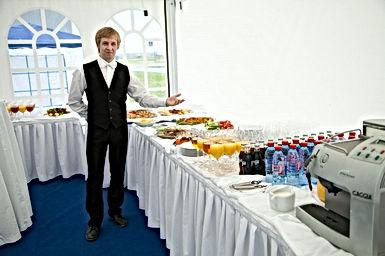 Кейтеринг, фуршет в Ярославле
