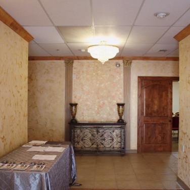 Arist Event Center Foyer